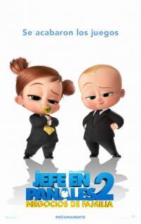 Poster Jefe en pañales 2: Negocios de familia