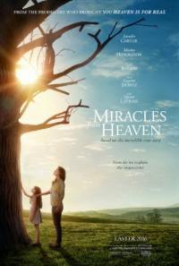 Poster Milagros del cielo