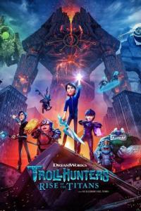 Poster Trollhunters: El despertar de los titanes