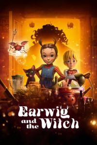 Poster Earwig y la bruja