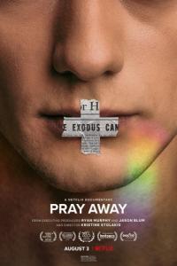 Poster Pray Away: Reza y dejarás de ser gay