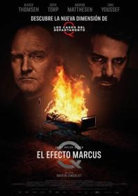 Poster El efecto Marcus - Los casos del Departamento Q