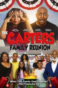 Poster The Carter's Family Reunion