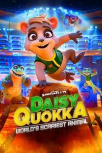 Poster Daisy Quokka, ciudad santuario