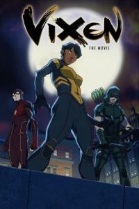 Poster Vixen: la película