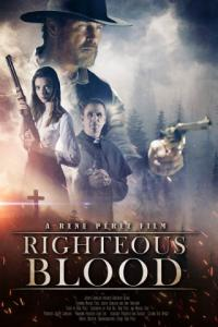 Poster Righteous Blood