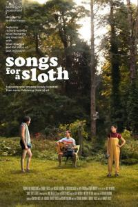 Poster Songs for a Sloth