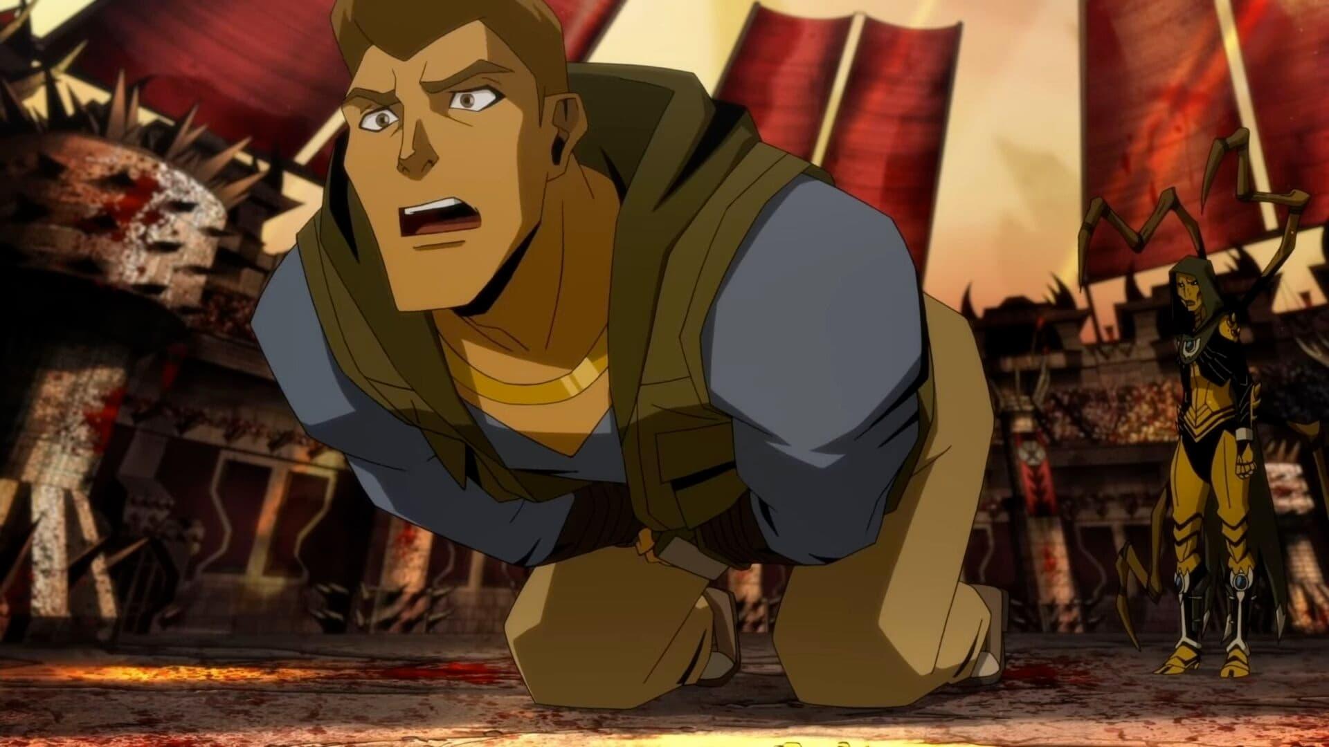 Película Mortal Kombat Legends: Battle of the Realms en GNULA