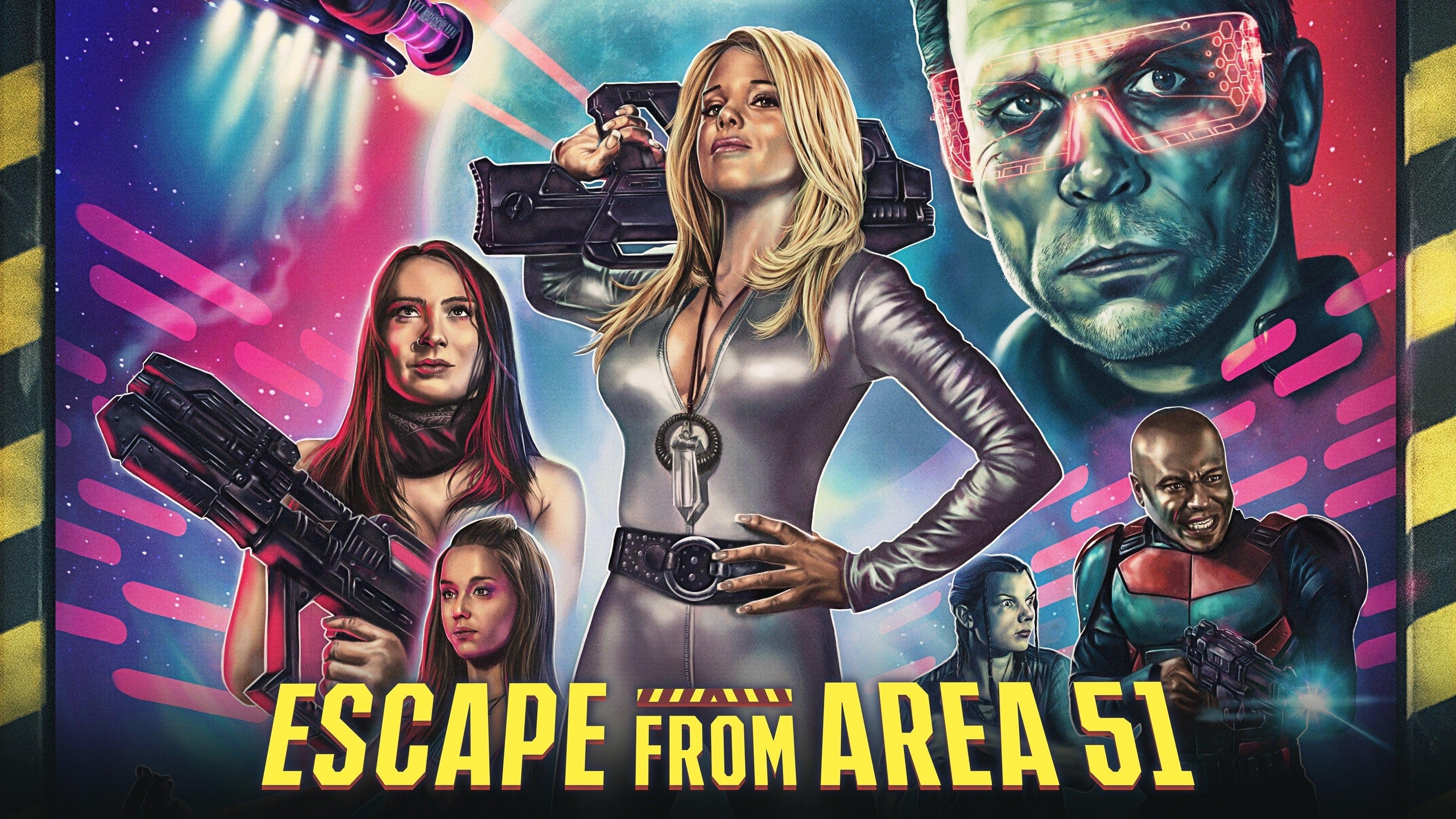 Película Escape From Area 51 en GNULA