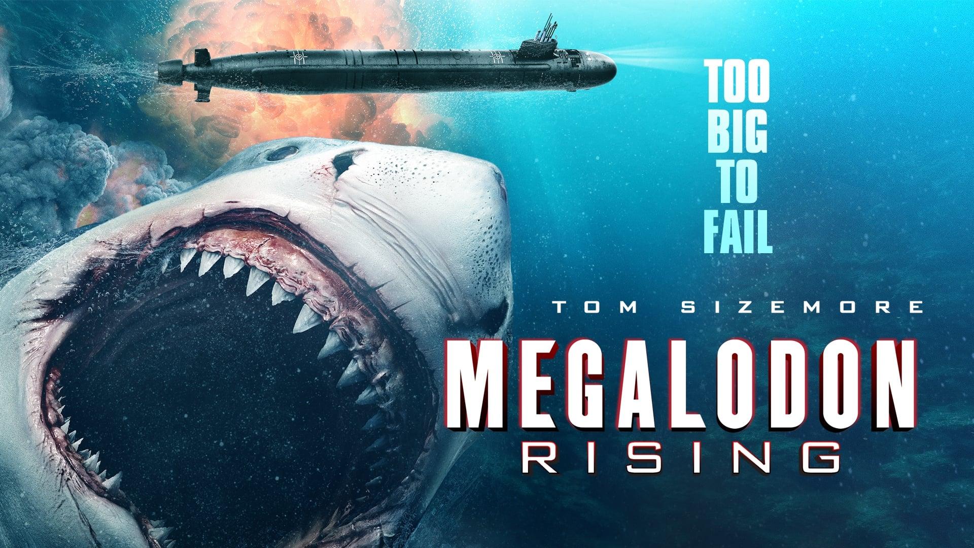 Película Megalodon Rising en GNULA