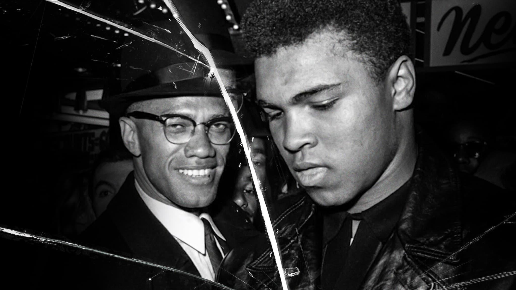 Película Hermanos de sangre: Malcolm X y Muhammad Ali en GNULA