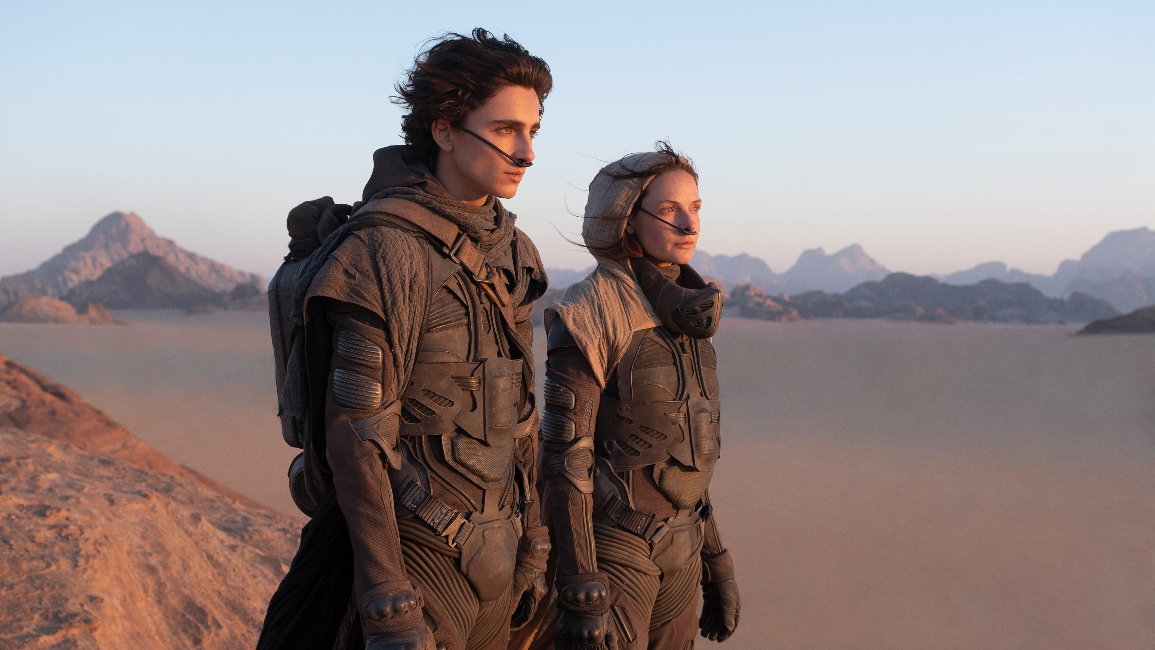 Película Dune en GNULA