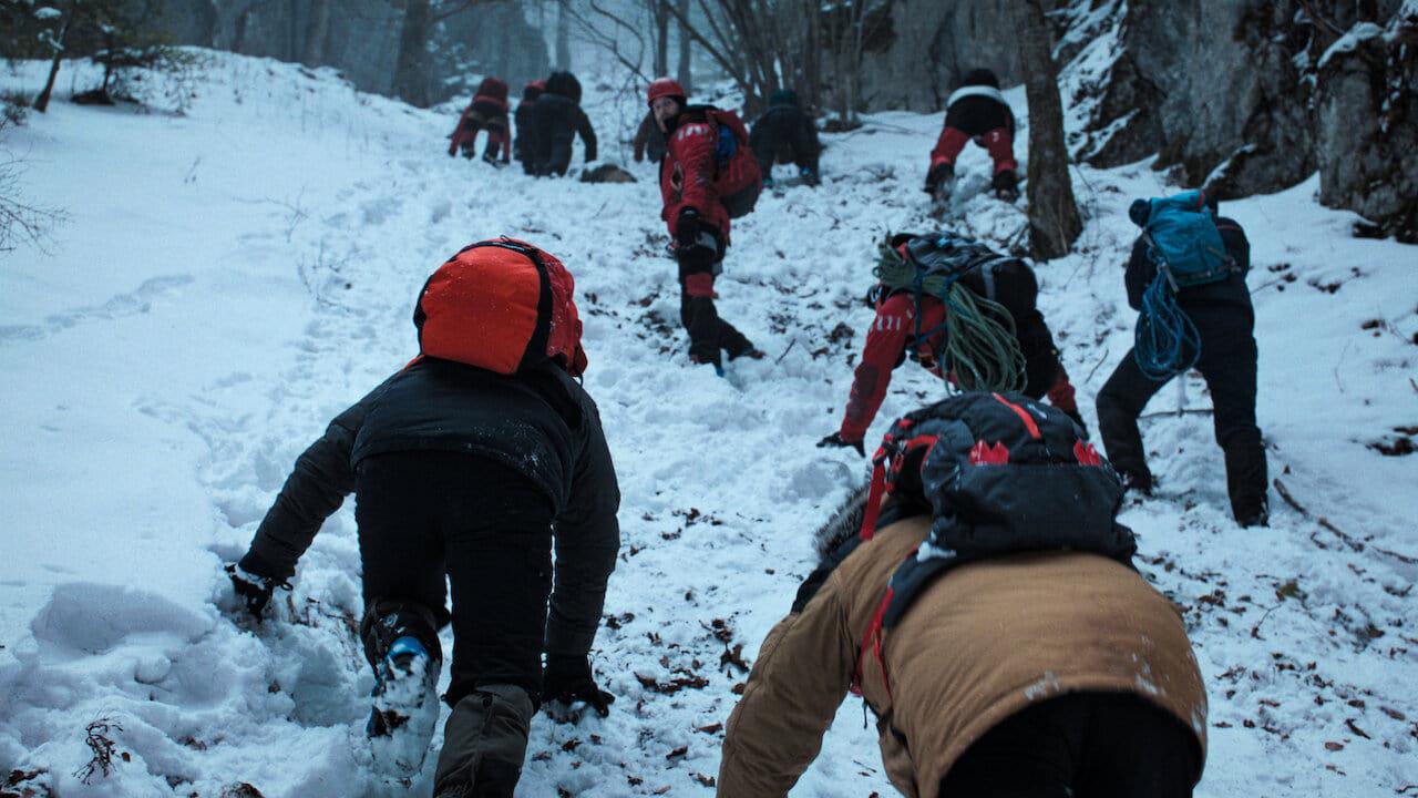 Película El padre que mueve montañas en GNULA