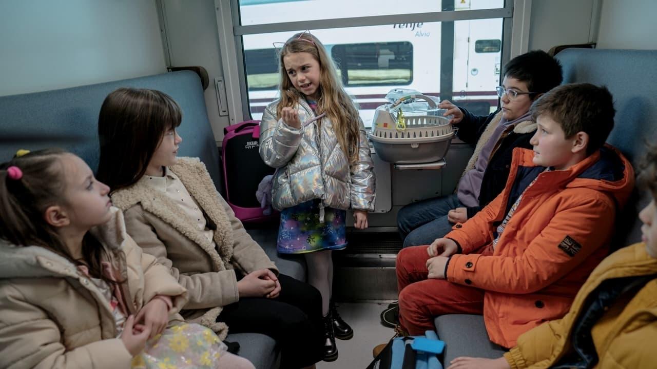 Película A todo tren: destino Asturias en GNULA
