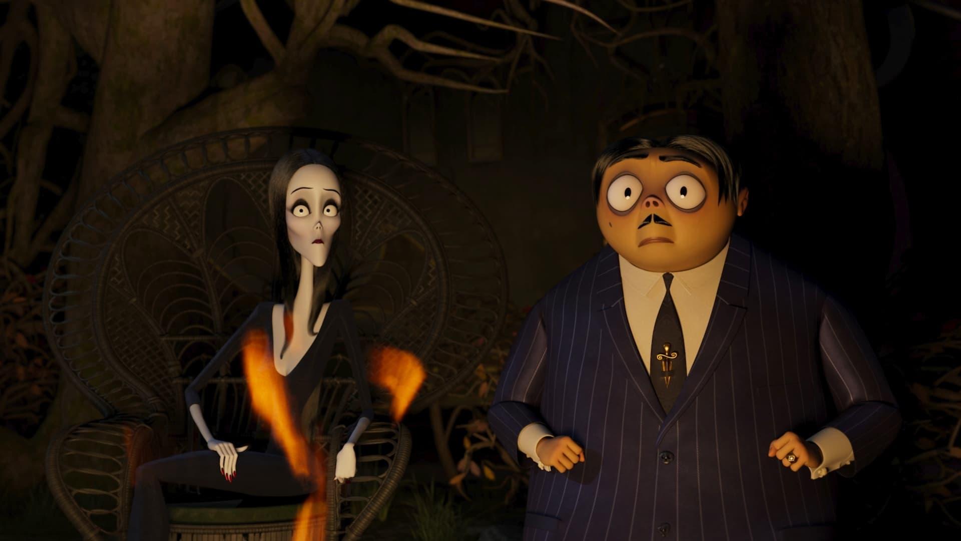 Película La familia Addams 2: La Gran Escapada en GNULA