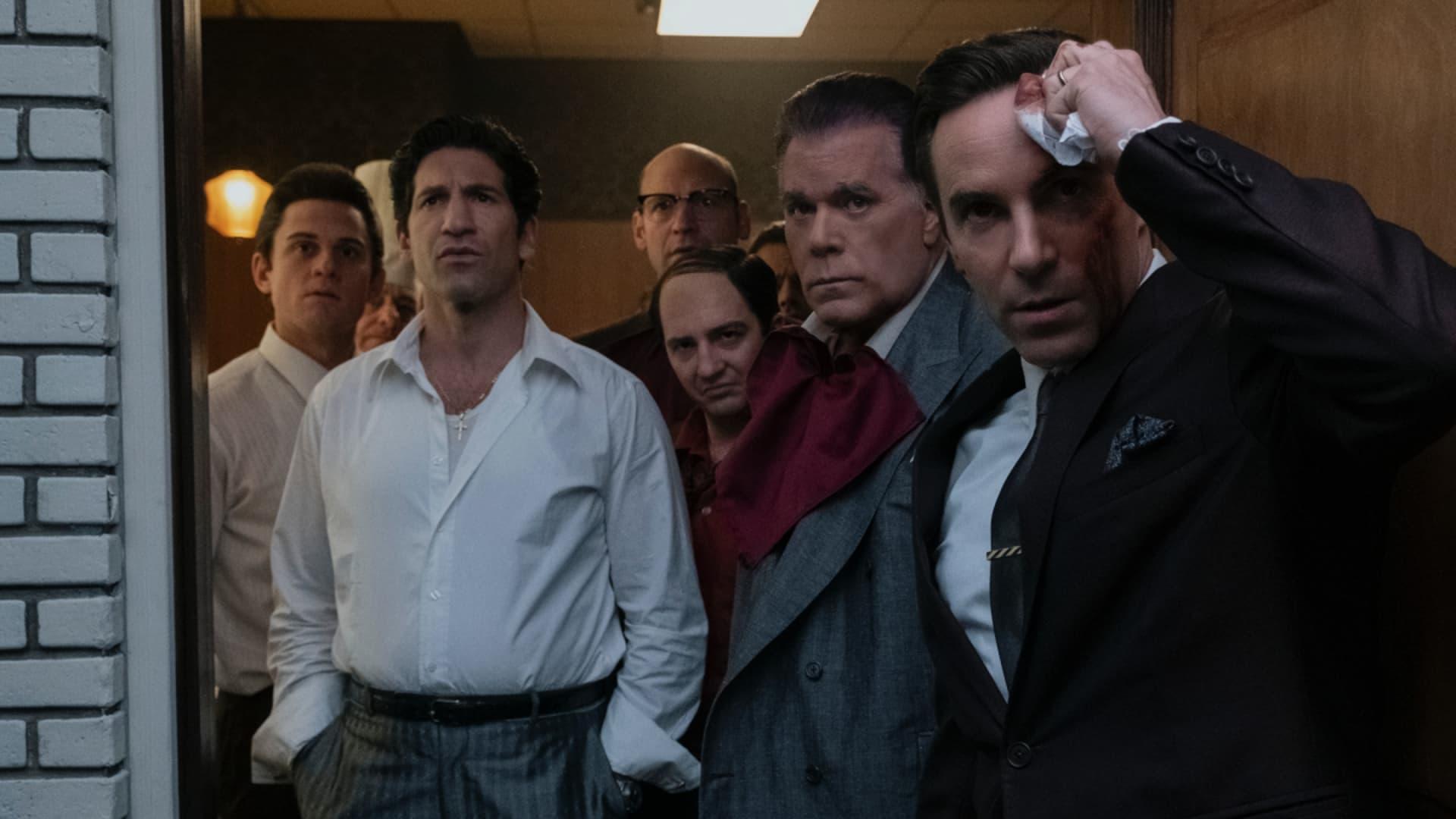 Película Los santos de la mafia en GNULA