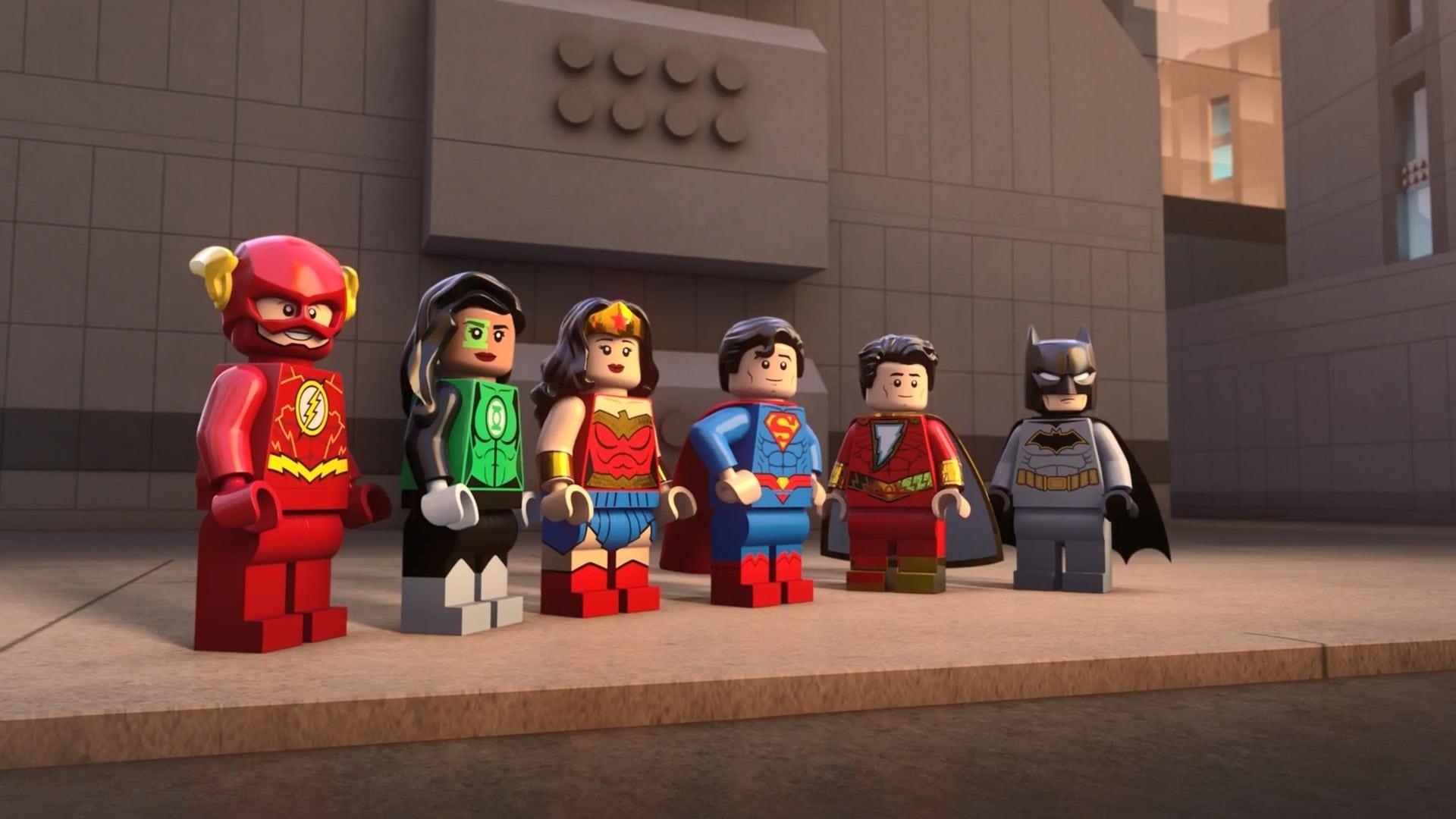 Película LEGO DC: ¡Shazam! Magia y Monstruos en GNULA