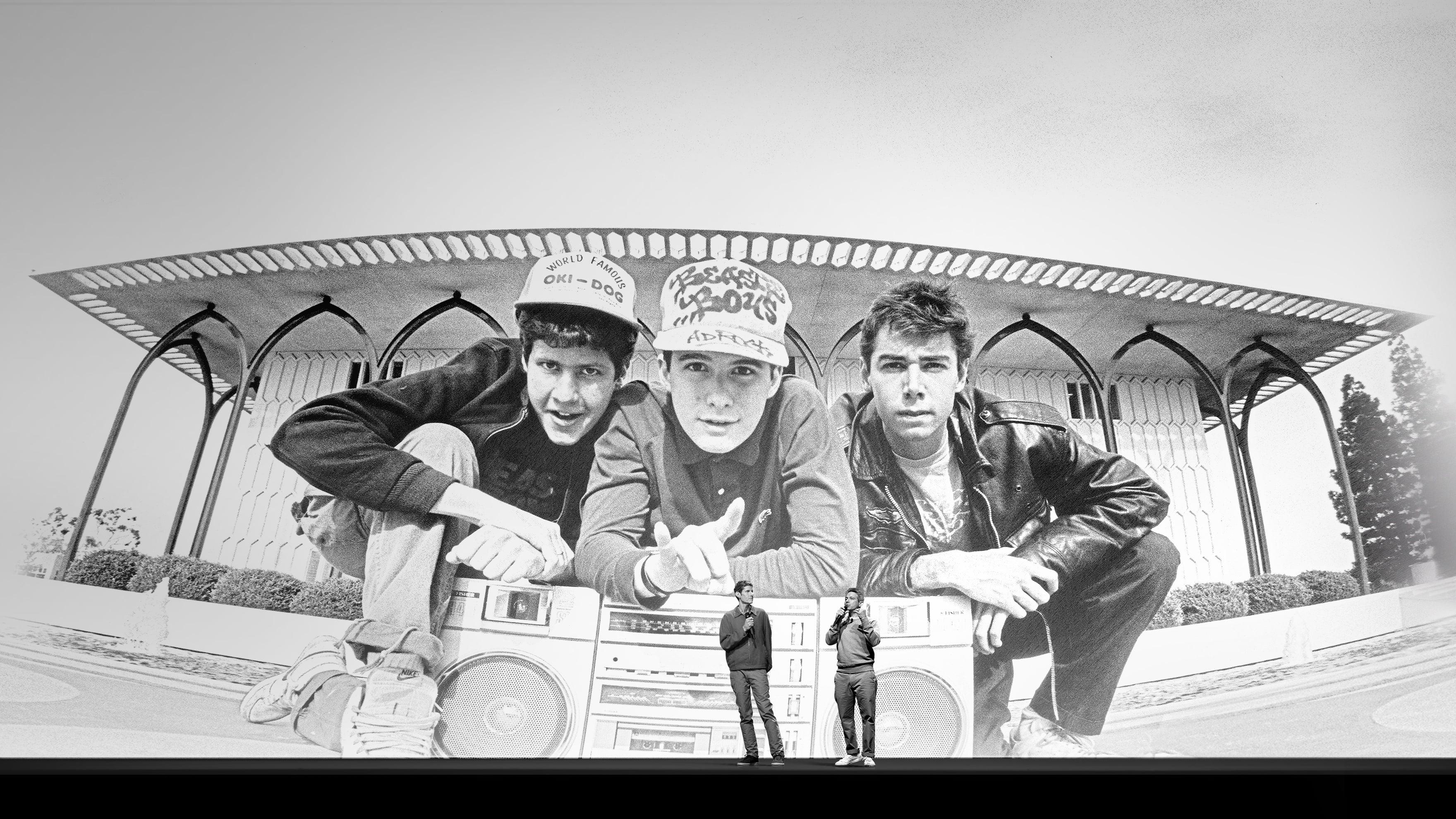 Película La historia de los Beastie Boys: Un documental de Spike Jonze en GNULA