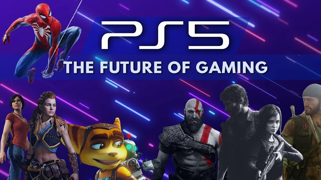 Película PS5 - The Future Of Gaming en GNULA