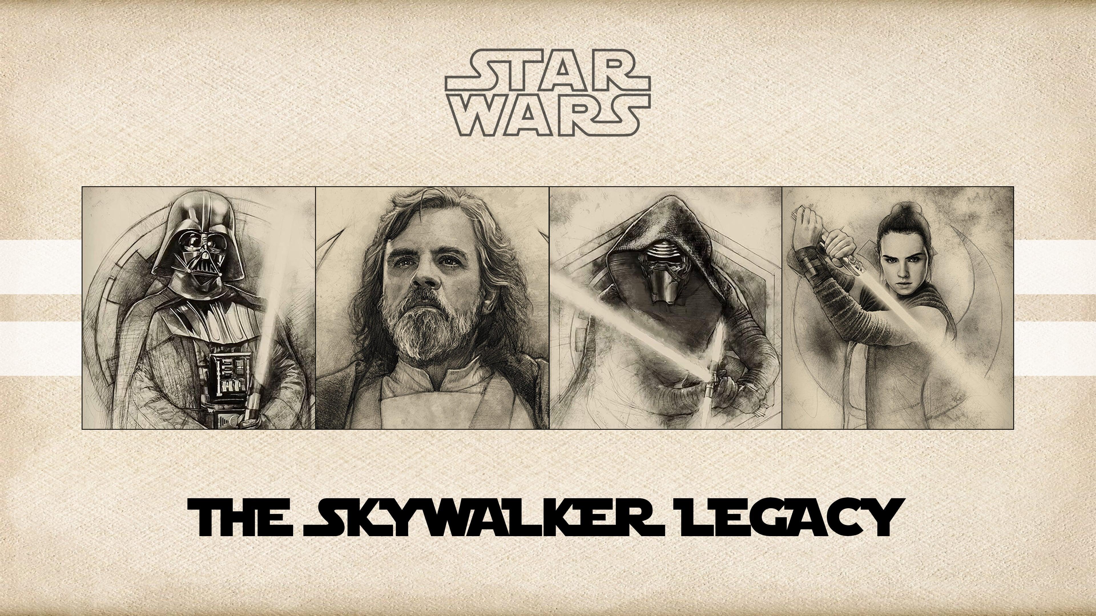 Película The Skywalker Legacy en GNULA