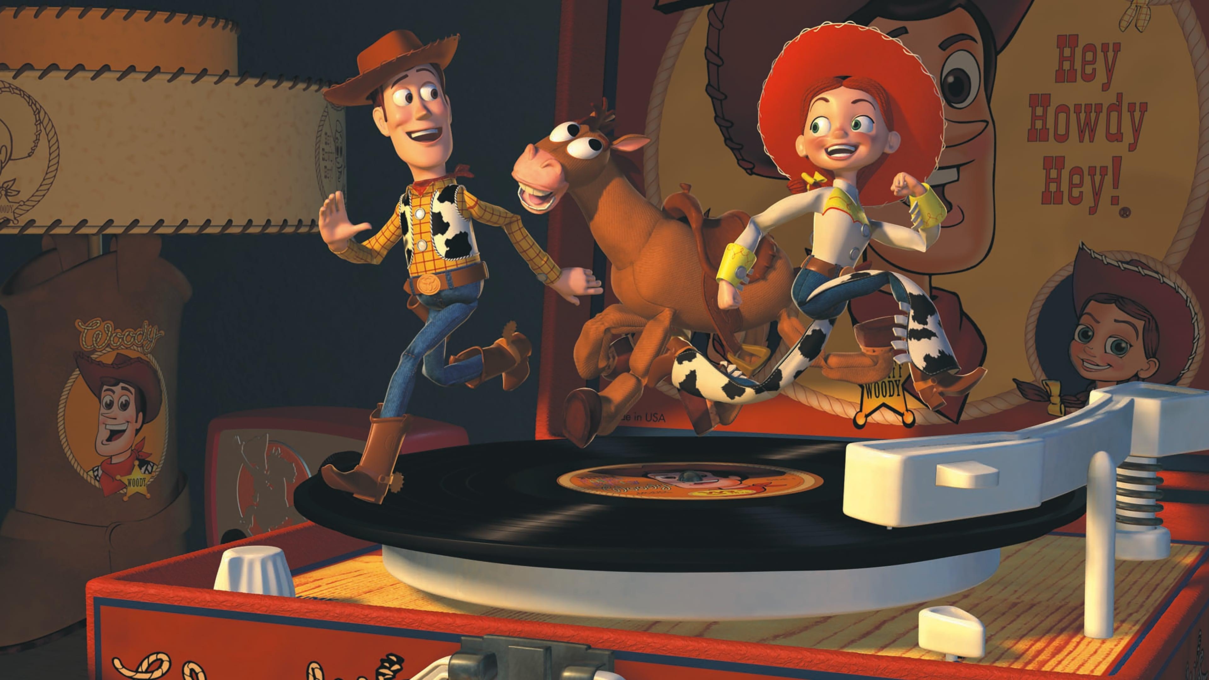 Película Toy Story 2: Los juguetes vuelven a la carga en GNULA