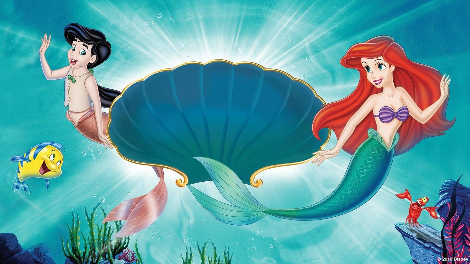 Película La Sirenita 2: Regreso al Mar en GNULA