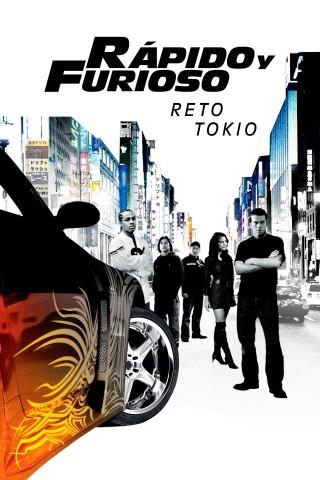 Rápidos y furiosos 3: Desafío Tokyo