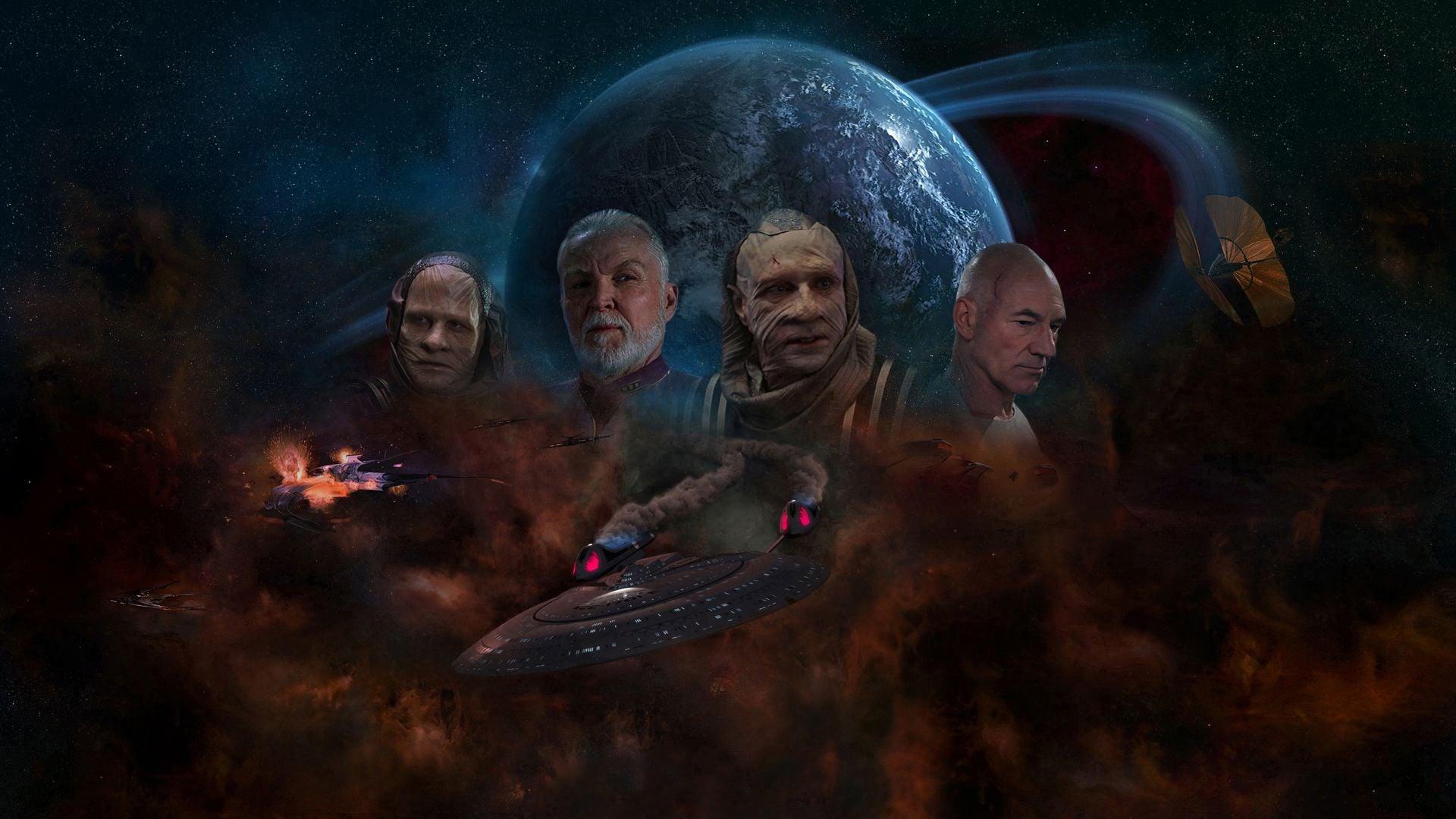 Película Star Trek: Insurrección en GNULA