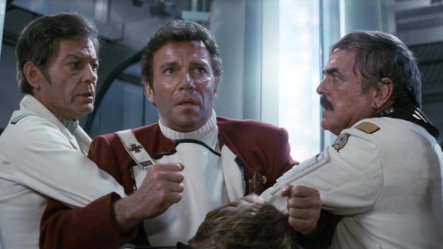 Película Star Trek II: La ira de Khan en GNULA