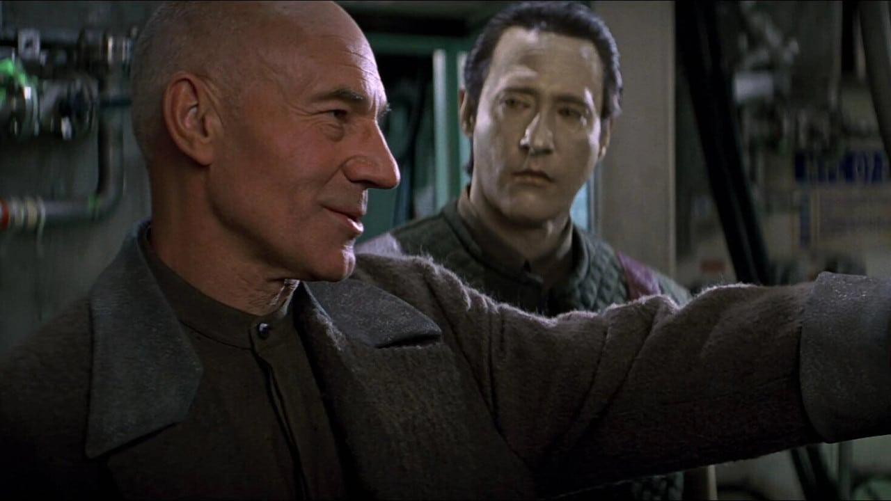Película Star Trek: Primer contacto en GNULA