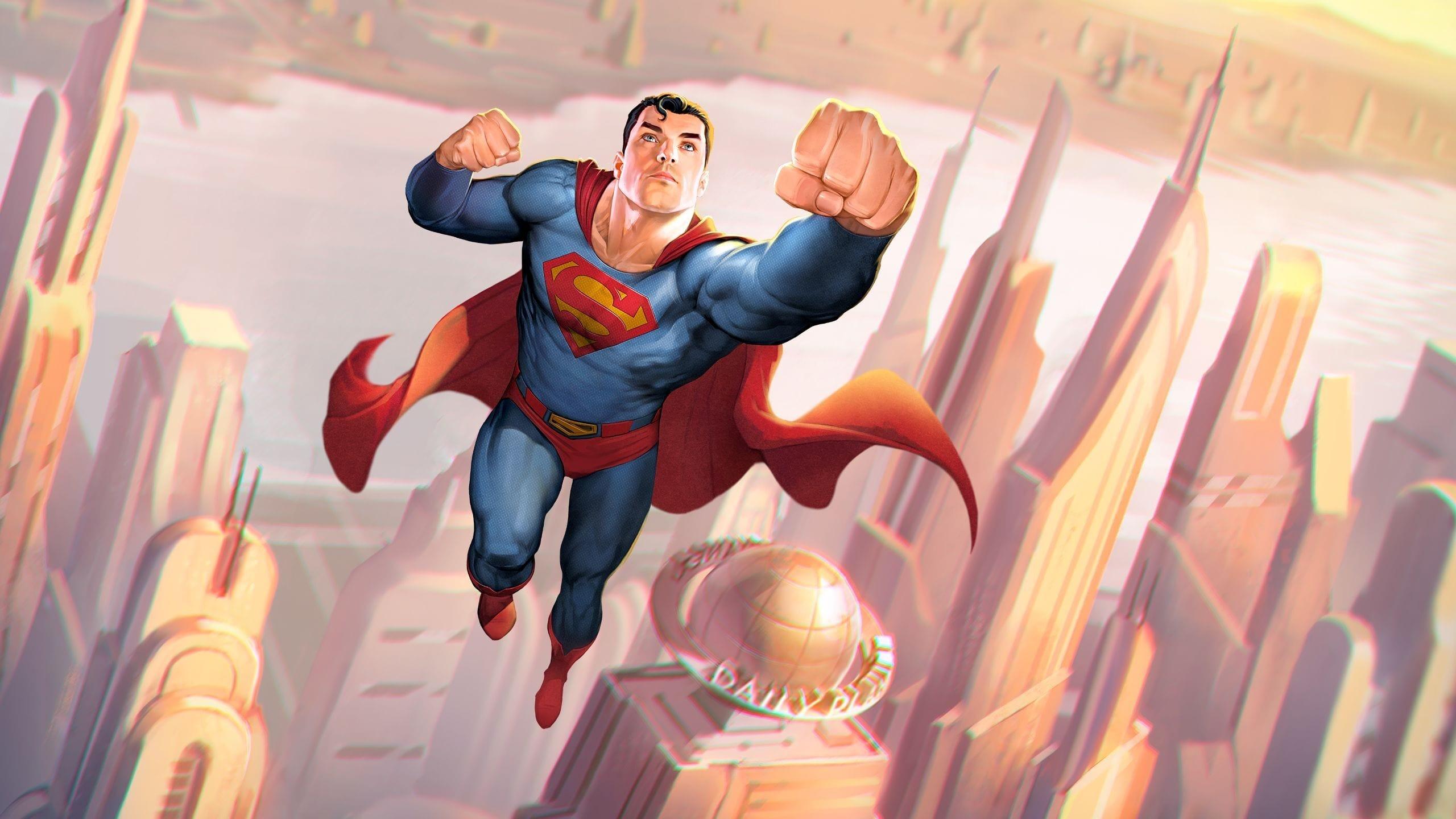 Película Superman: Hombre del Mañana en GNULA
