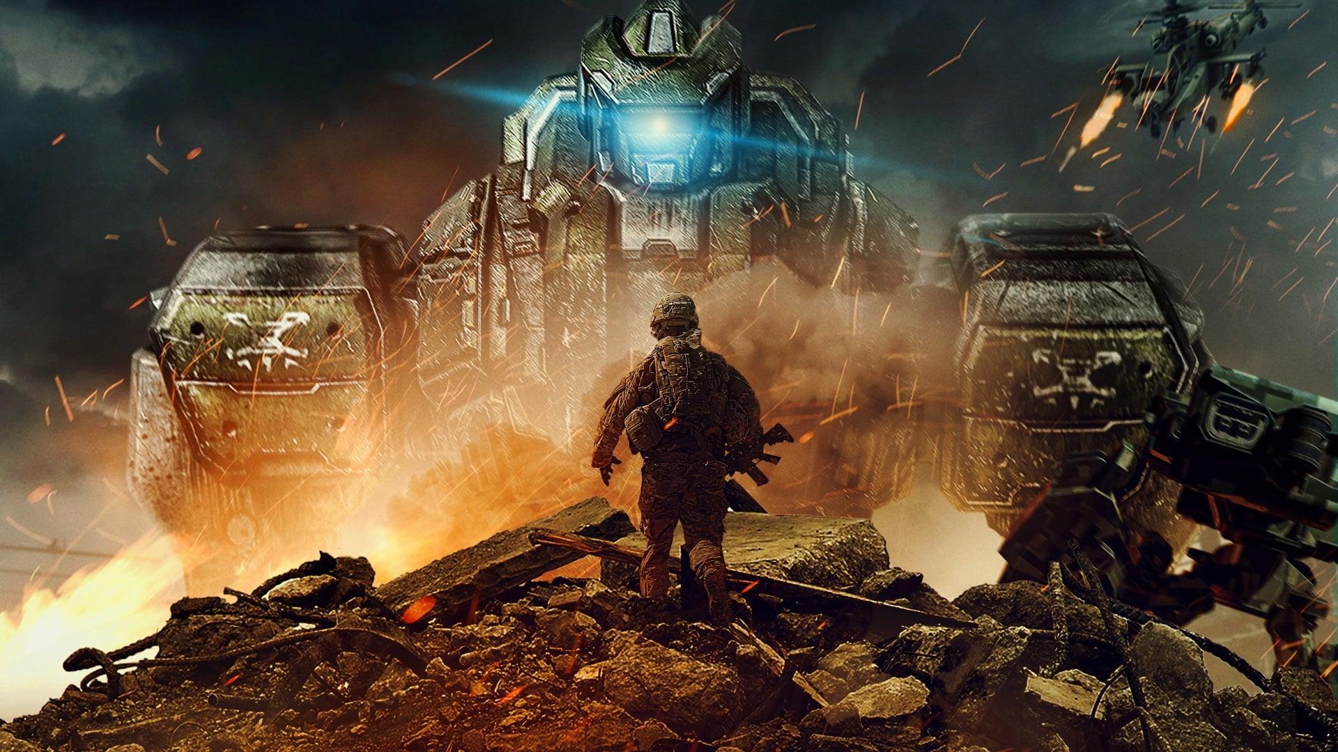 Película Robot Riot en GNULA