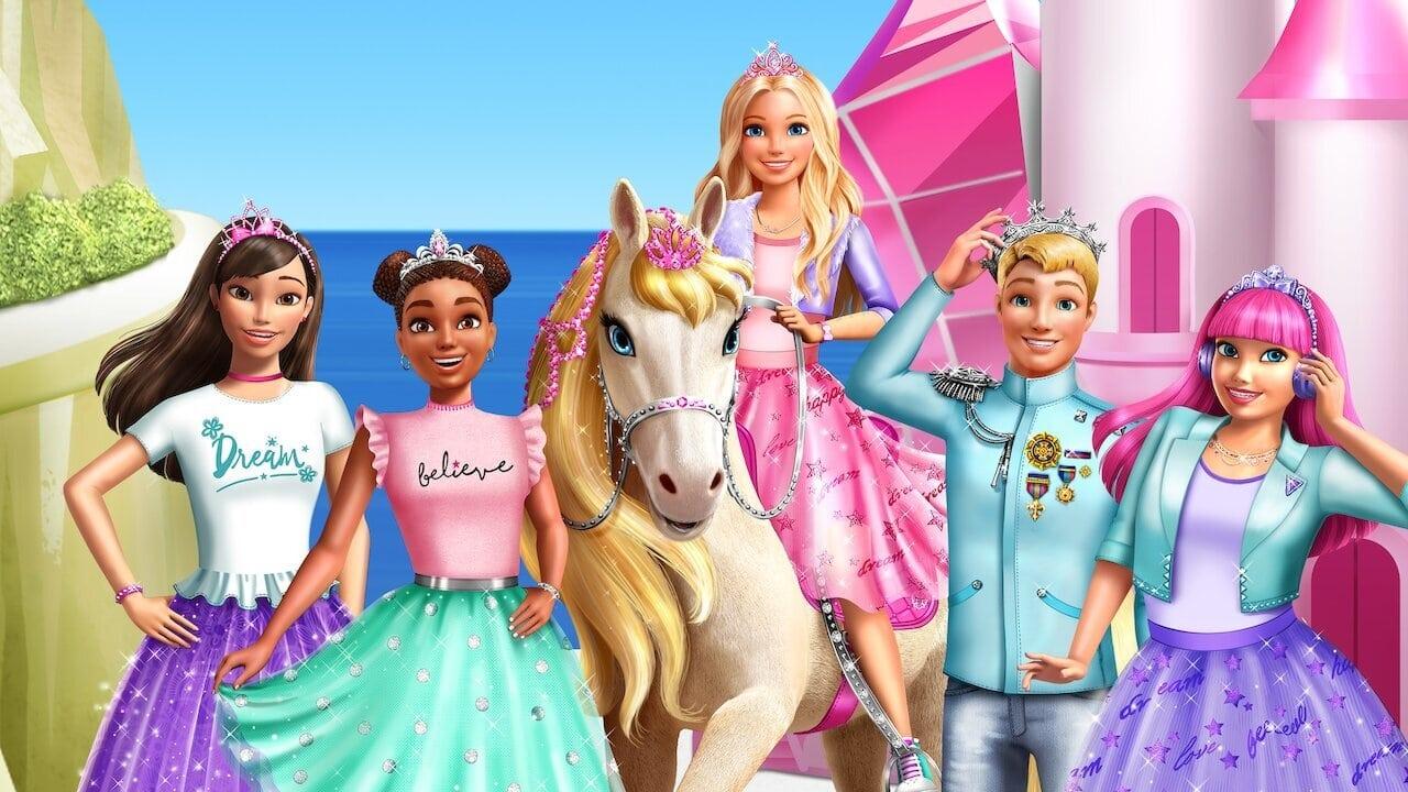 Película Barbie: Princess Adventure en GNULA