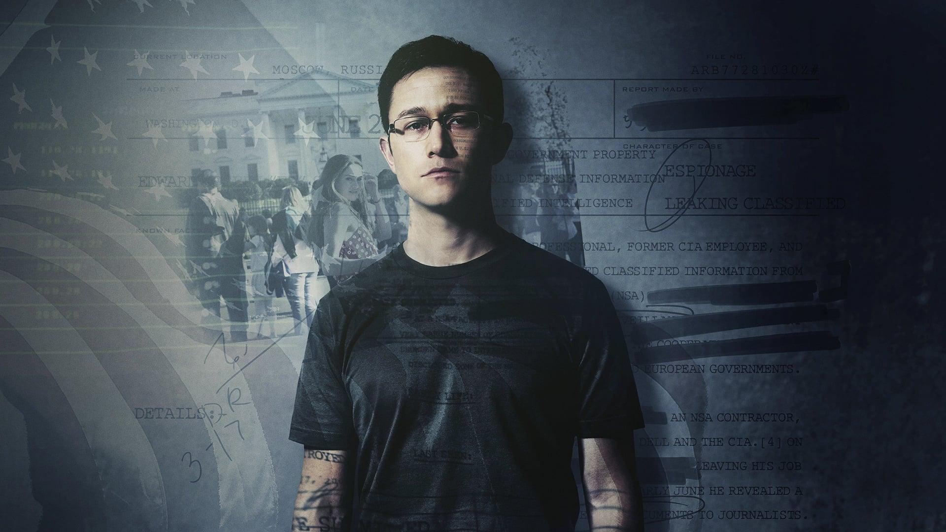Película Edward Snowden en GNULA