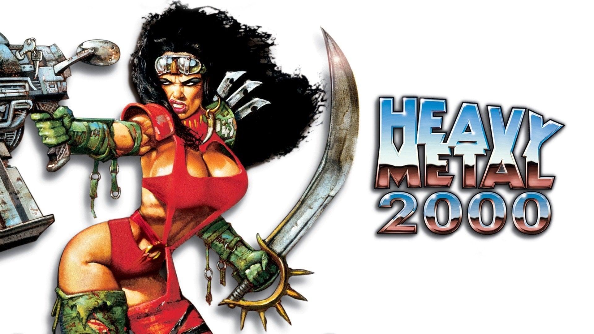Película Heavy Metal 2 en GNULA