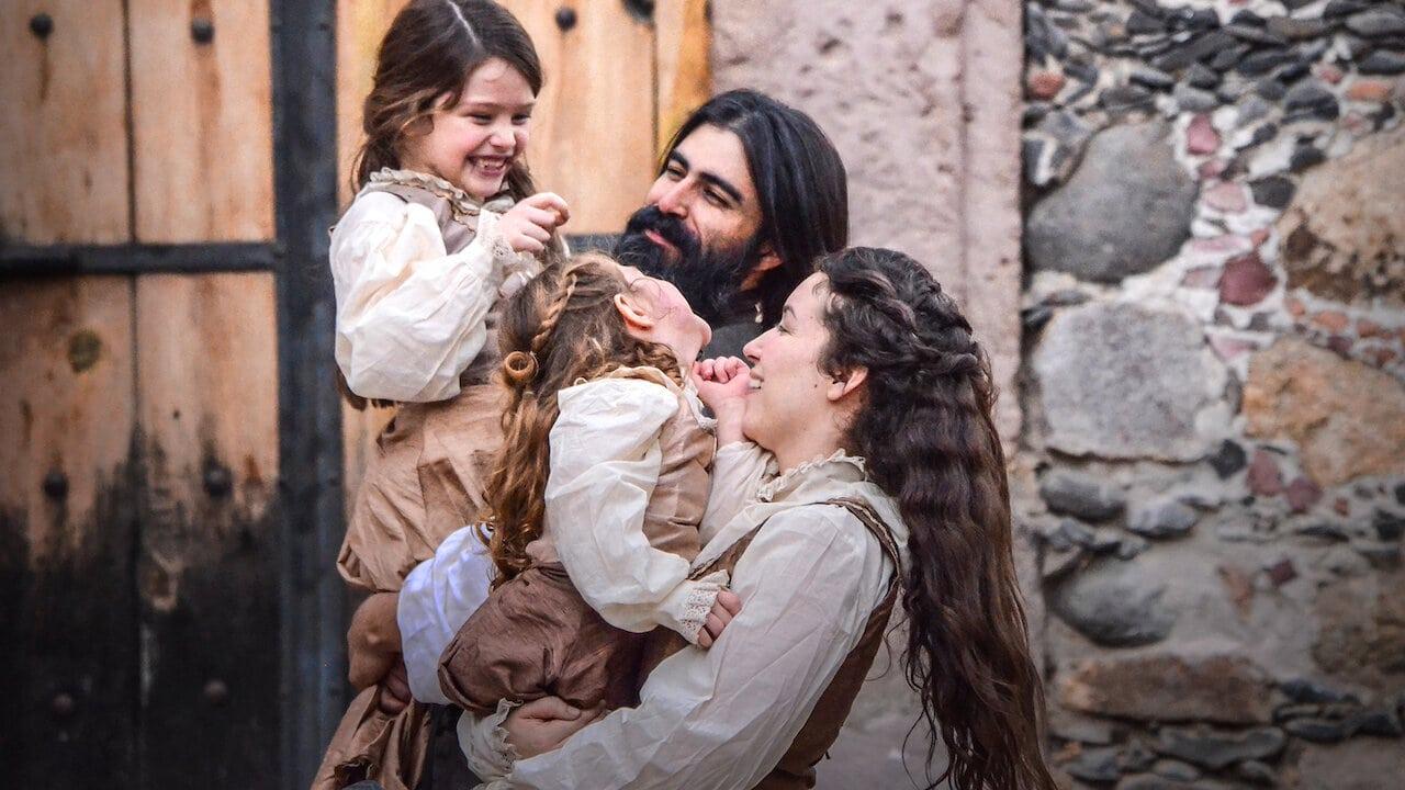 Película Virgen de San Juan, cuatro siglos de milagros en GNULA