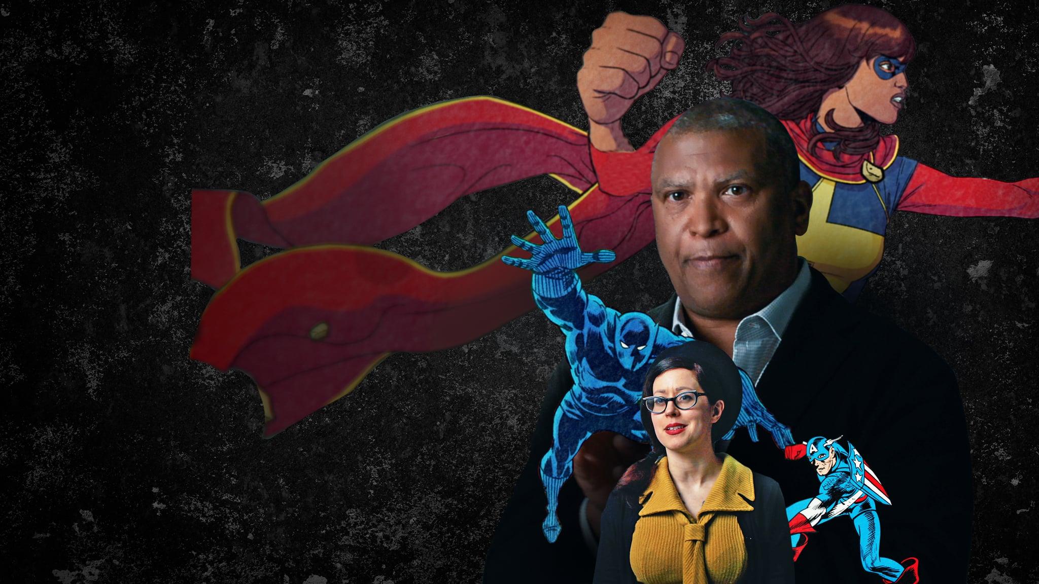 Película Marvel's Behind the Mask en GNULA