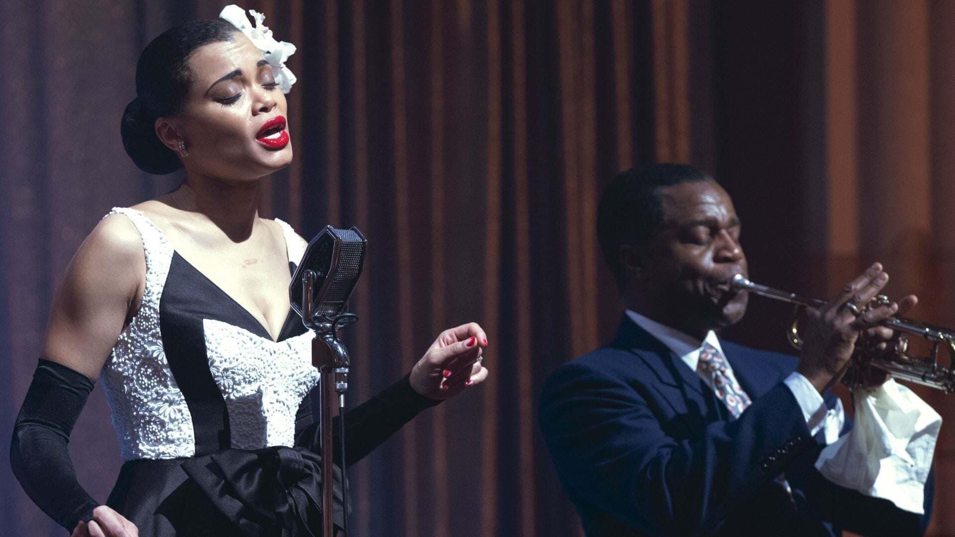 Película Los Estados Unidos contra Billie Holiday en GNULA