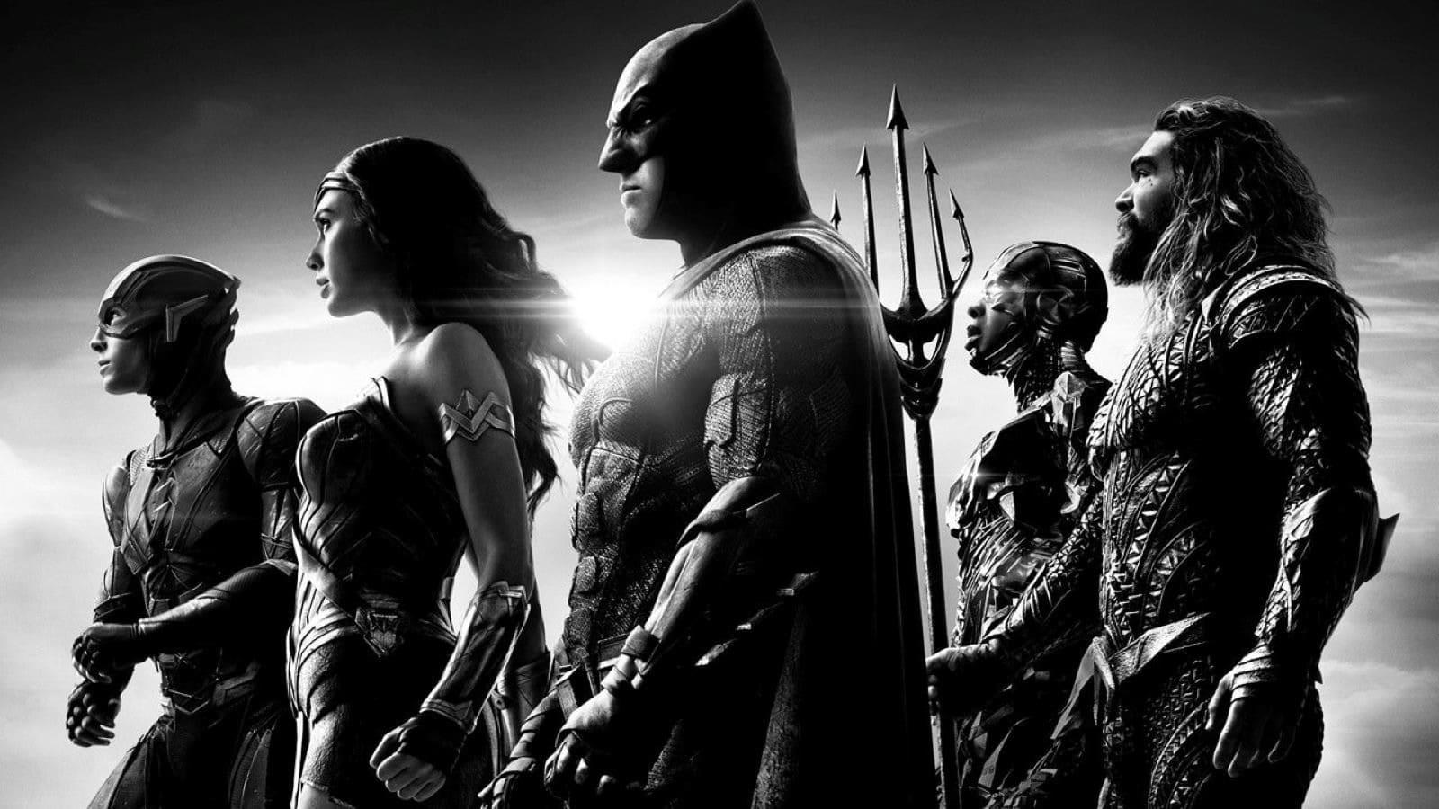 Película La Liga de la Justicia de Zack Snyder en GNULA