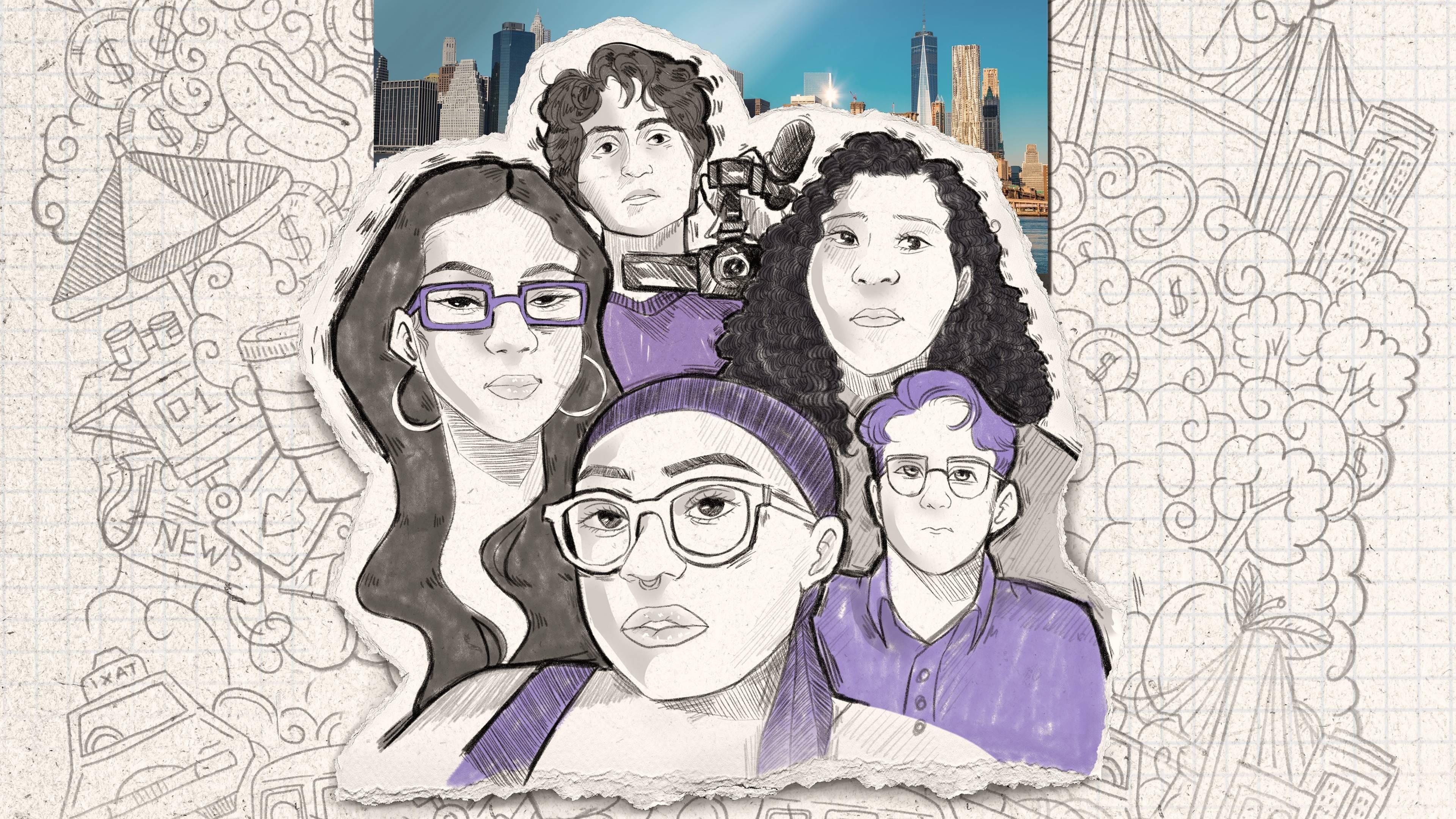 Película Covid Diaries NYC en GNULA