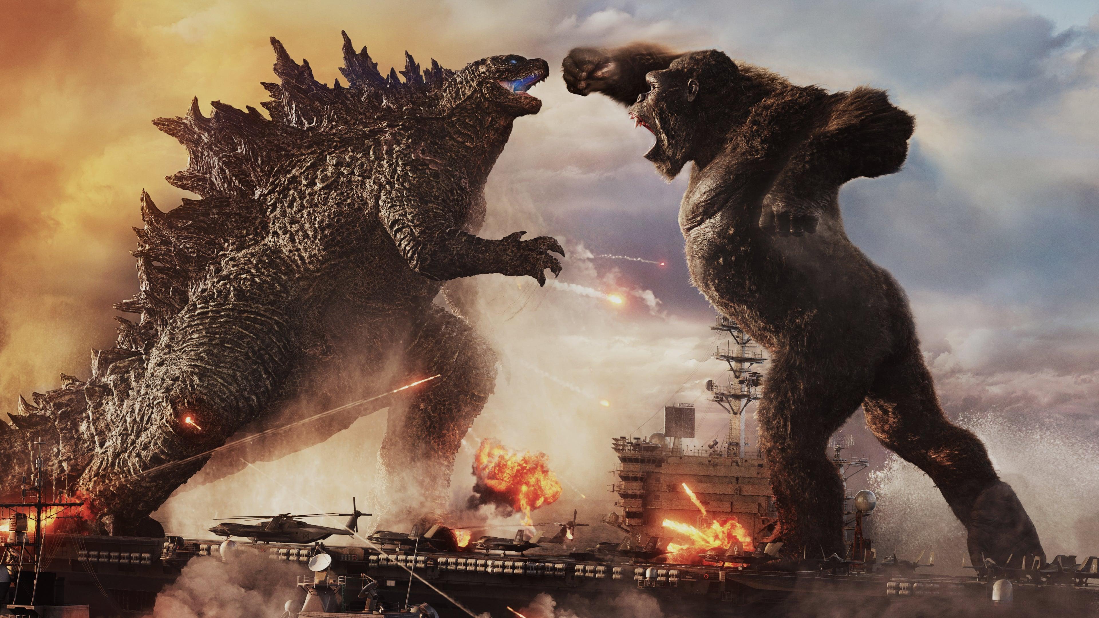 Película Godzilla vs Kong en GNULA