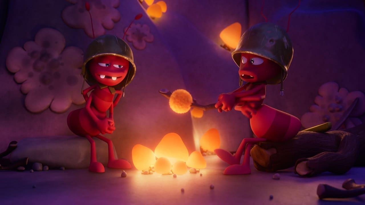 Película La abeja Maya y el huevo dorado en GNULA