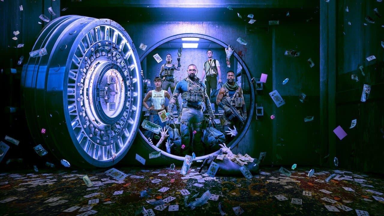 Película Ejército de los muertos en GNULA