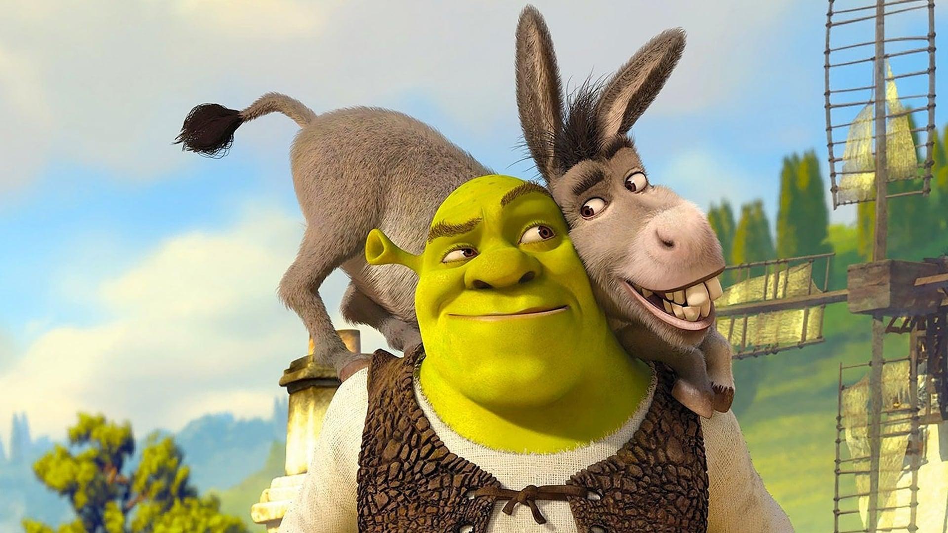 Película Shrek en GNULA