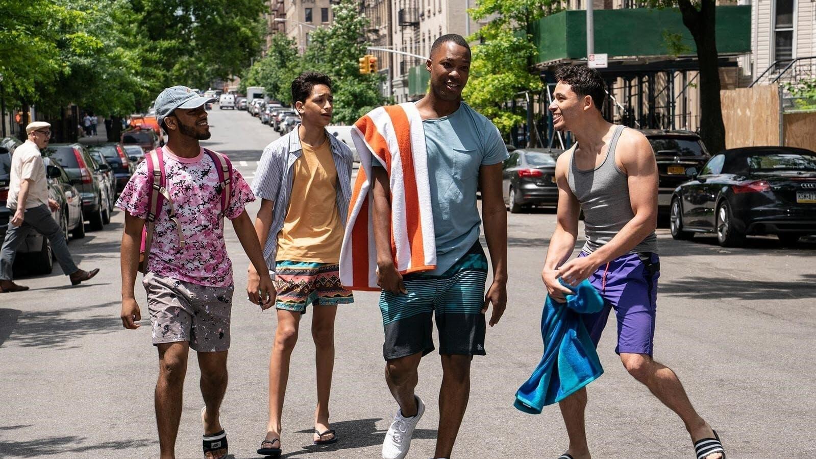 Película En un barrio de Nueva York en GNULA