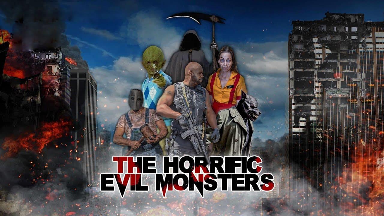 Película The Horrific Evil Monsters en GNULA