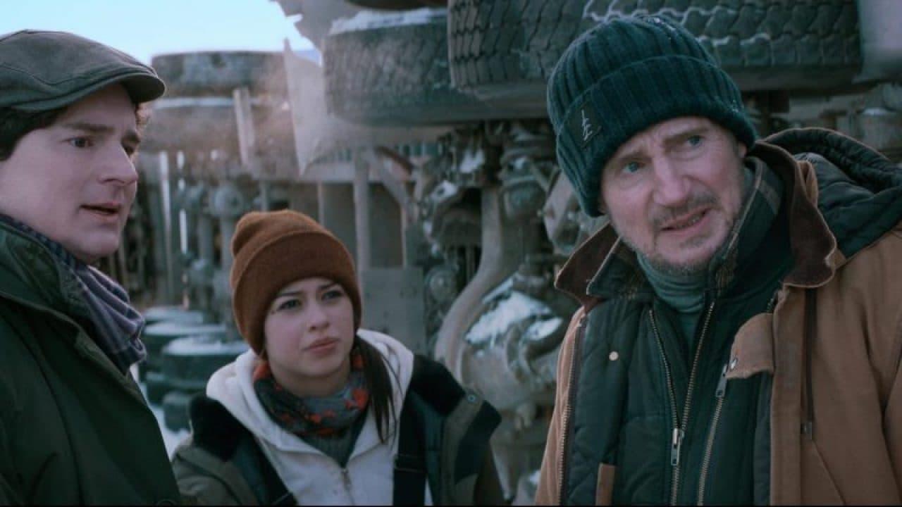 Película The Ice Road en GNULA