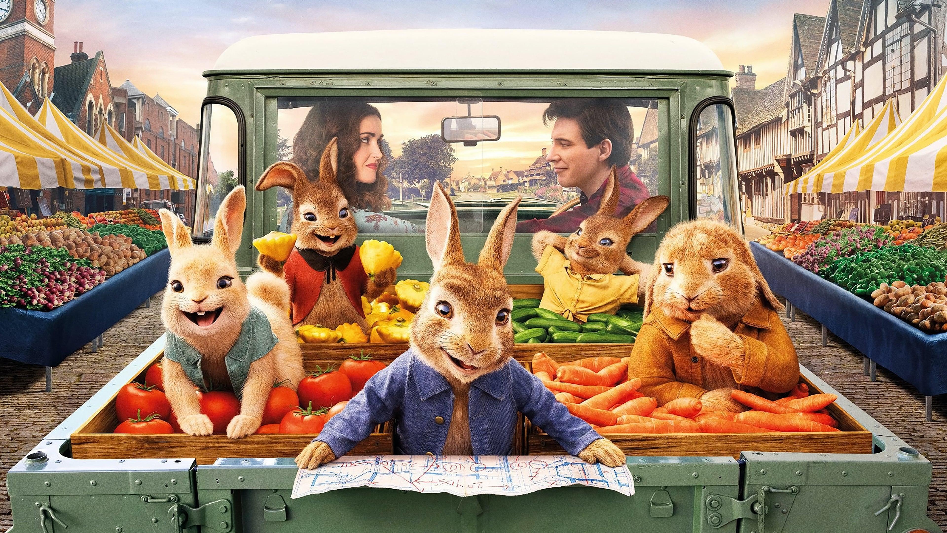 Película Peter Rabbit 2: A la fuga en GNULA