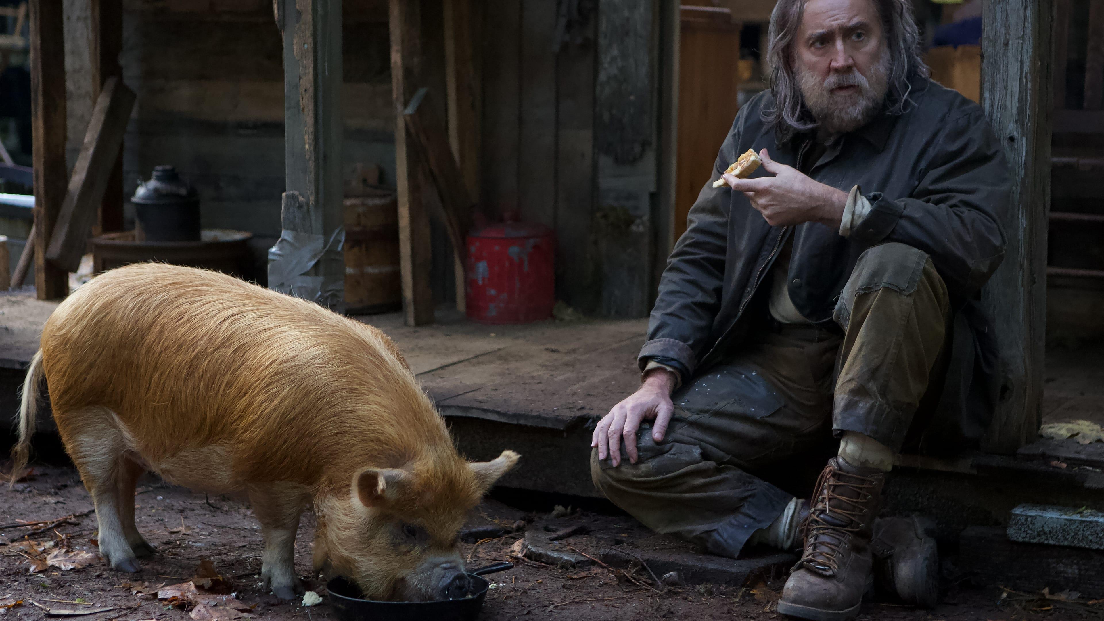 Película Pig en GNULA