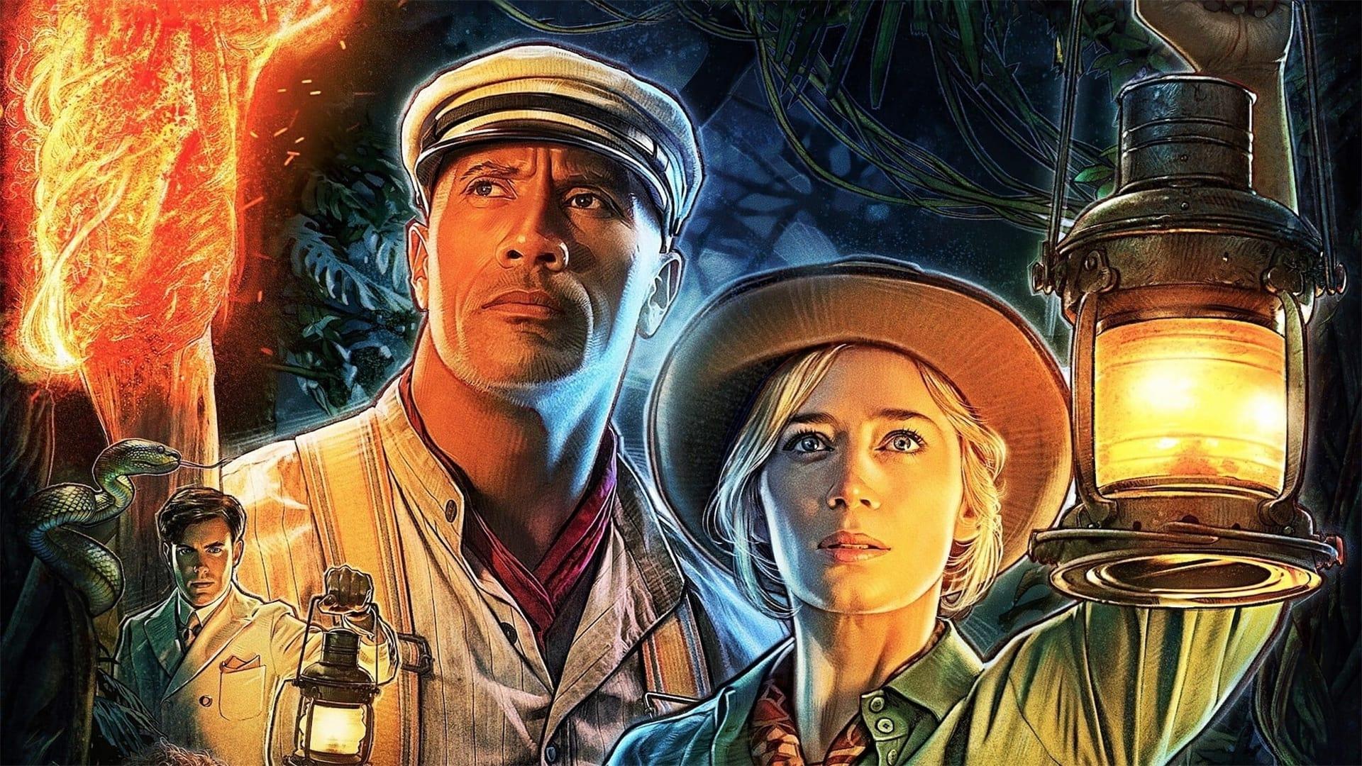 Película Jungle Cruise en GNULA